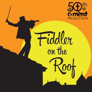 Fiddler on the Roof -- Summer 2017 Production