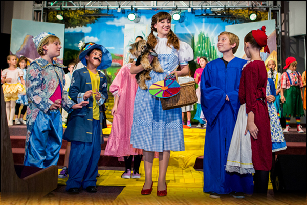 The Wizard of Oz, Summer 2013