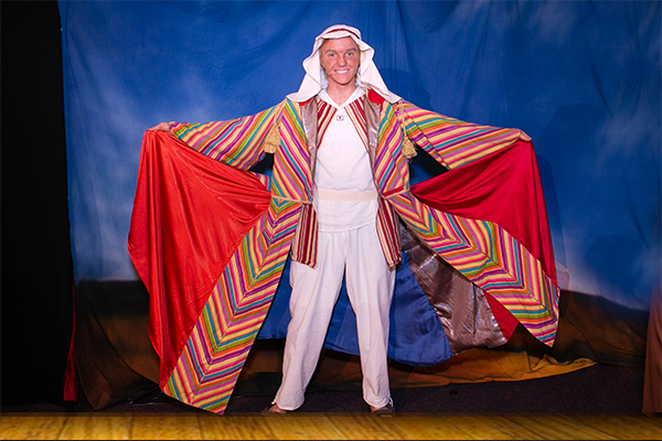 Joseph and the Amazing Technicolor Dreamcoat, 2018